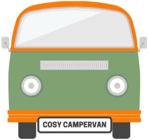 COSY CAMPERVANS master logo 1619